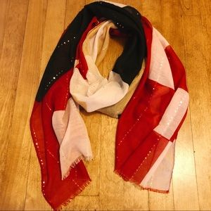 Charming Charlie Oblong Scarf